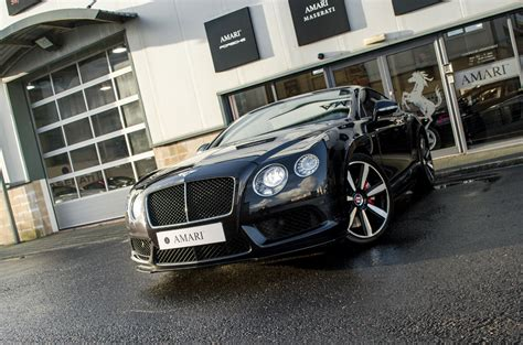 2014 14 bentley continental petrol coupe 4 0 gt v8 s 2dr automatic for sale in preston amari