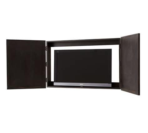 mirror cabinet tv cover mirror cabinet tv covers pottery barn