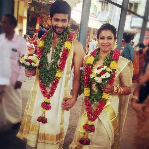 Marriage Photo by Marathi Actor Siddharth Menon Marriage Wedding Photos