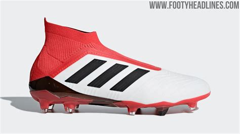 adidas predator 2018 cold blooded adidas predator 18 boots released footy
