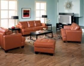 Burnt Orange Living Room Furniture Sofa Loveseat Set Foter