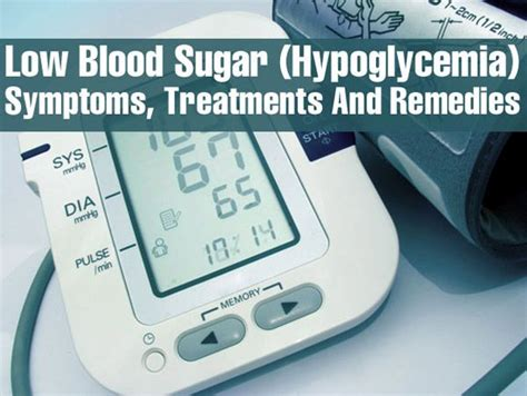 Has Low Blood Sugar by 25 Best Ideas About Low Blood Sugar Symptoms On