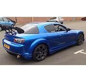 FOR SALE  MODIFIED MAZDA RX8 PROJECT CAR A CLUB