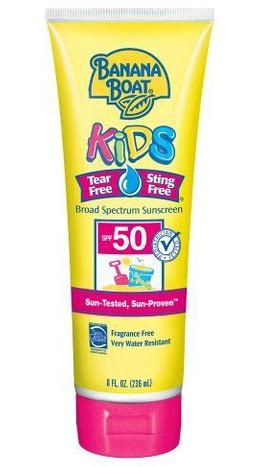 banana boat sunscreen zinc oxide can you trust your sunscreen newyou