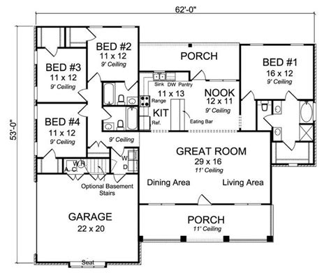 piano lesson floor plan 82 best wraparound porch house plans images on