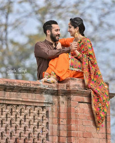 17 Best ideas about Punjabi Couple on Pinterest   Indian