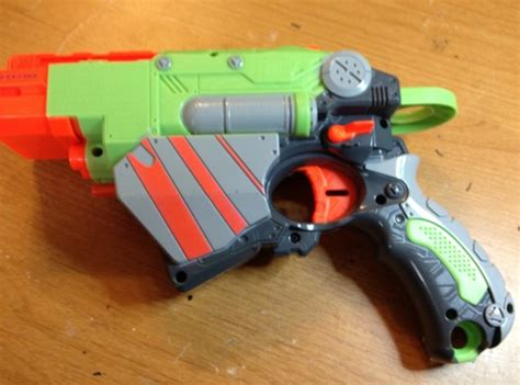 Nerf Proton by How To Modify A Nerf Proton Blaster Snapguide