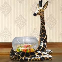 giraffe decorations for the home unique fish tank decorations reviews online shopping reviews on unique fish tank decorations