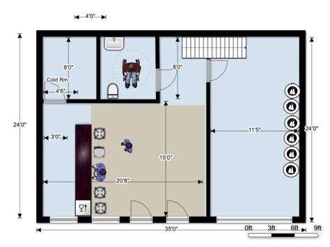 nano brewery floor plan nano floor plan