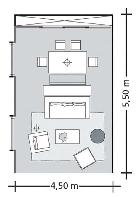 Square Living Room Floor Plans How To Combine Combine Three Rooms In One Living Room