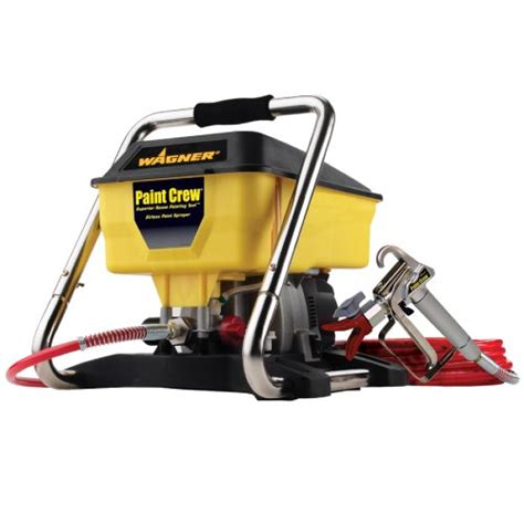 Wagner Power Products 515000 3 8 Hp 2 750 Psi Paint Crew