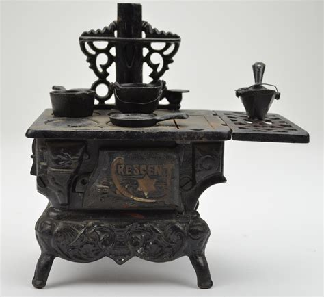 Cast Iron Wood Stove Crescent Cast Iron Wood Burning Stove Made In Usa Salesman