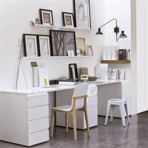 bureau pour deux home challenge un bureau chez soi maison bureaux et