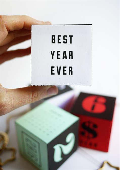 cube calendar template printable 2016 calendar cubes