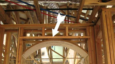 Interior Door Header Can I Use 2x4 For Interior Door Headers Construction Questions