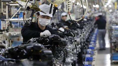 nissan factory in japan japanese earthquakes cause toyota and others to shut