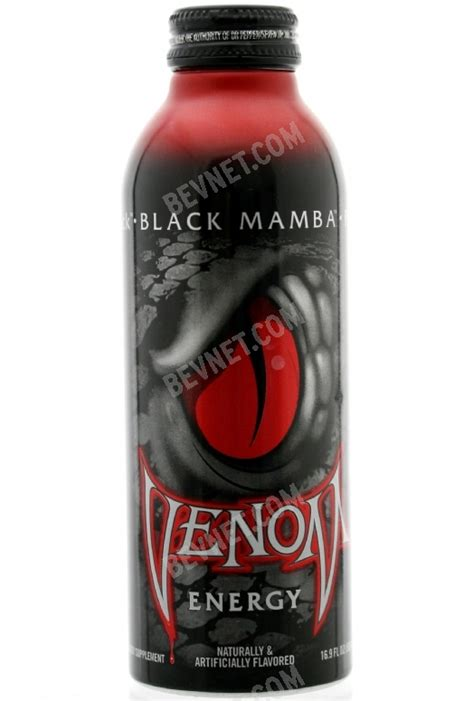 energy drink venom venom black mamba energy drink images