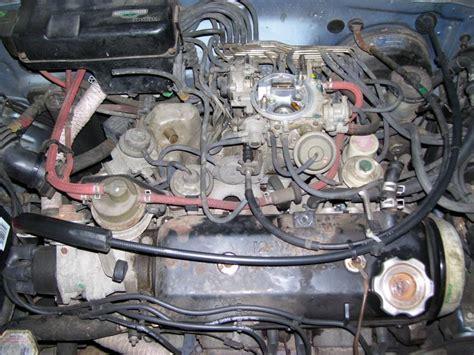 Carburator Karburator Honda Civic 1984 1987 honda crx weber carb