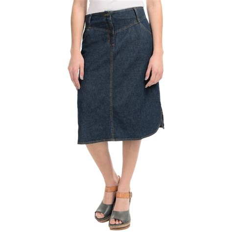 studio west classic denim skirt for save 50