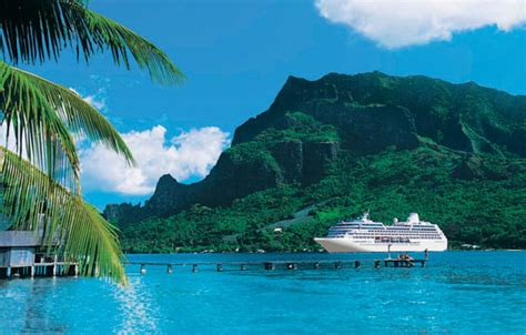 cruise to islands tahitian pacific moorea go world travel magazine