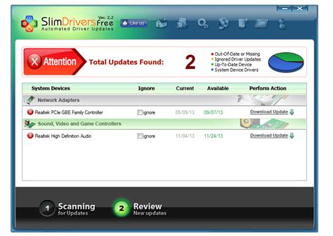full version driver updater freeware slimdrivers v2 3 review free driver updater software