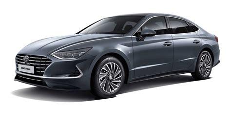 2020 Hyundai Sonata by 2020 Hyundai Sonata Hybrid Debuts With A Solar Roof The