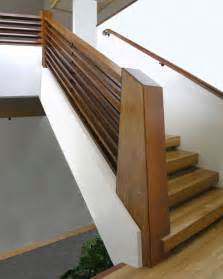 contemporary banisters and handrails 1000 ideas about wood stair railings on