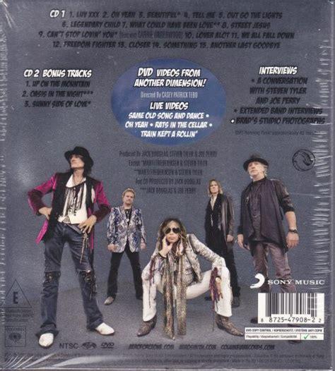Cd Aerosmith From Another Dimension aerosmith from another dimension album review sonicabuse