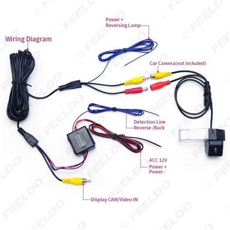 car rear view wiring wiring diagram