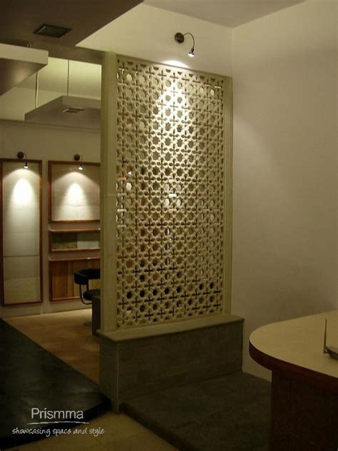 Home Interior Wardrobe Design interior design india using partition and screens in