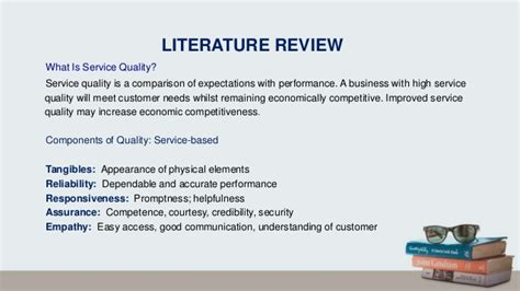 Literature Review Service Quality In Higher Education Institutions In Malaysia by Sle Essay About Literature Review Service Quality