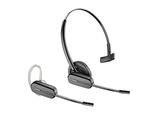 Headset Plantronics plantronics cs540 wireless headset p n 84693 01