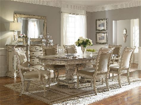 schnadig dining room furniture empire ii parchment dining set schnadig furniture