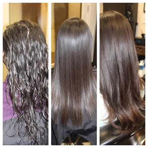 can y9u get a brazilian blowout with short hair what is a brazilian blowout ak lounge best salon san