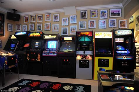 theme hotel free web arcade uk s best games rooms compete to become man cave of the
