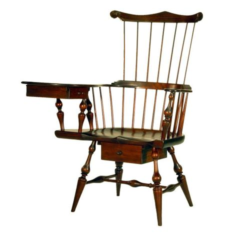 Writing Arm Chair Design Ideas Comb Back Writing Arm Chair For The Home