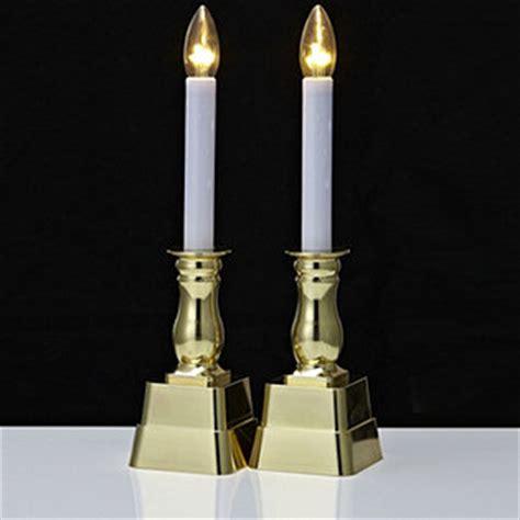 bethlehem lights candles window bethlehem lights set of 2 window candles with timer
