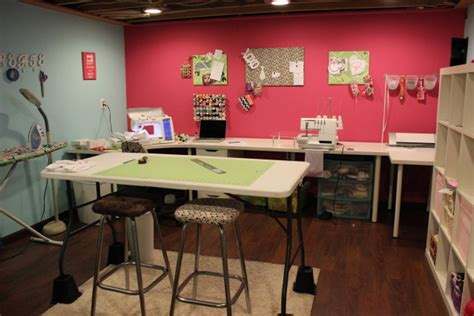 craftaholics anonymous 174 craft room tour with midwest modern boutique