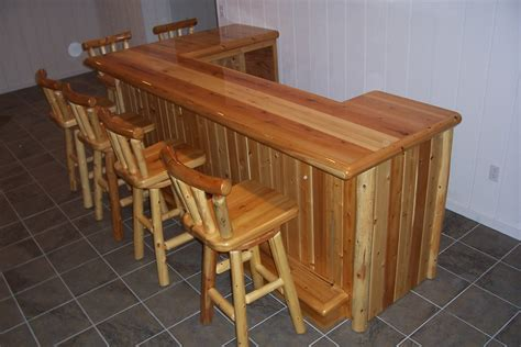 Handmade Bar - types of rustic wood bar stools cabinet hardware room