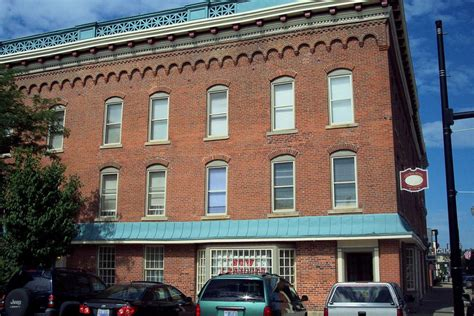 Galion Post Office by Galion Oh The Central Hotel Senior Appartments From