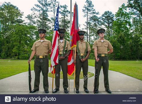 marine color guard u s marines color guard headquarters and support