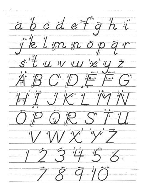 d nealian manuscript handwriting pinterest