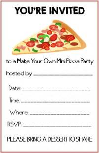 make your own mini pizza juggling act