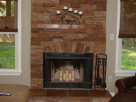 stone fireplace surround kits interior design medium size