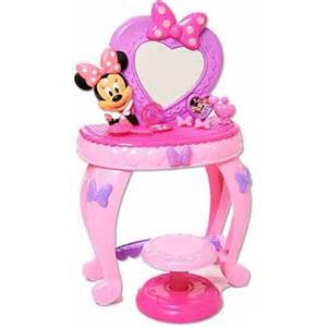 Peppa Pig Vanity Table Minnie S Bow Tique Minnie Mouse Bowdazzling Vanity