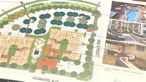 new urbanized housing development proposed for the market