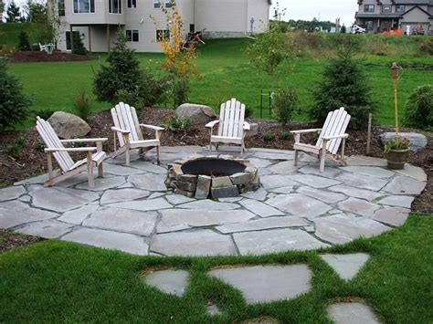 Patio Ideas For Flat Yard 20 Rock Garden Ideas That Will Put Your Backyard On The Map
