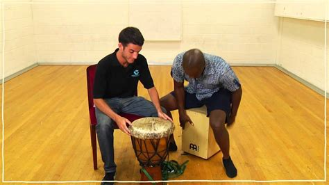 african drum tutorial youtube five ish minute drum lesson african drumming lesson 2