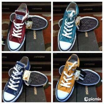 Sepatu Converse All Pendek Maroon Pria Wanita jual sandal crocs
