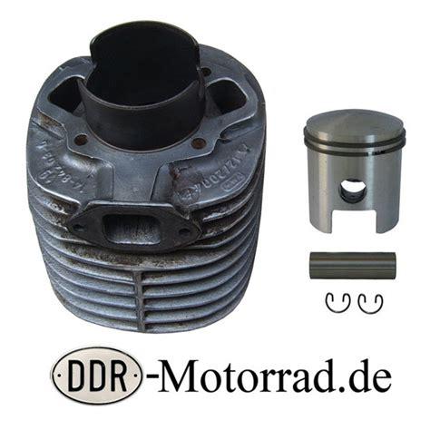 Alte Motorrad Kolben by Zylinder Alte Form Kolben Mz Es 125 Ddr Motorrad